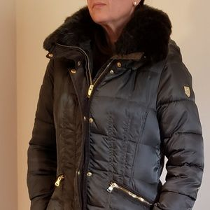 EUC Vince Camuto puffer coat
